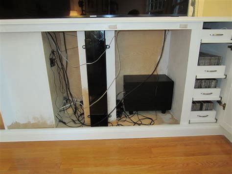 diy tv lift cabinet how to a tv lift cabinet