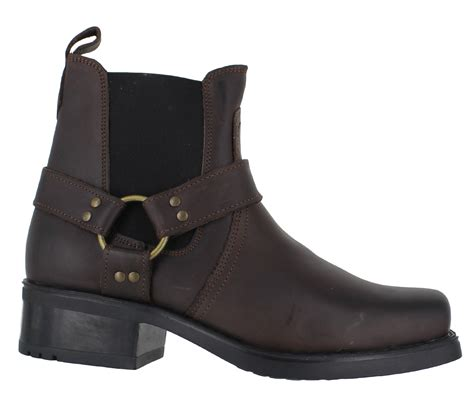Detox Kits Uk Boots by Mens Gringos Harley Leather Biker Cowboy Western Ankle