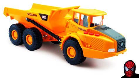 volvo kumandali oyuncak kamyon ad youtube
