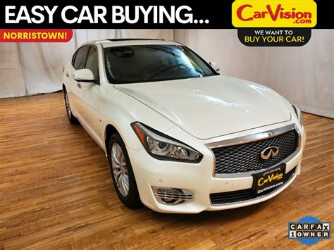 pre owned  infiniti ql  navigation moon roof