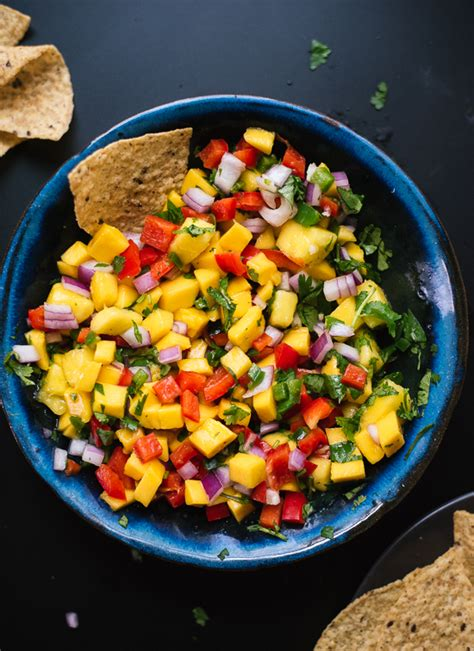 Salsa Top best salsa recipes the crafting