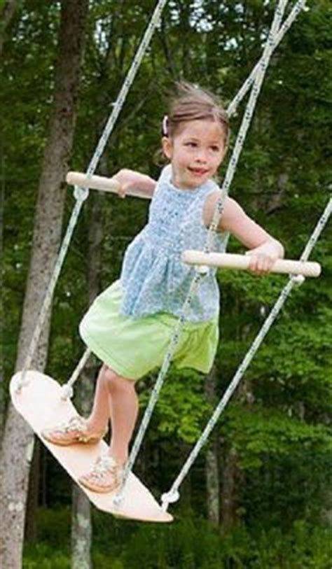 is swinging a good idea 1000 ideas about rope swing on pinterest swings tree