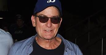 Charlie Sheen by Charlie Sheen Suffered Borderline Dementia From His Hiv