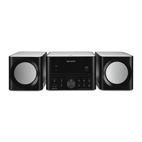 Speaker Bluetooth Sharp sharp xl ls703b bluetooth speaker system black xlls703b b h