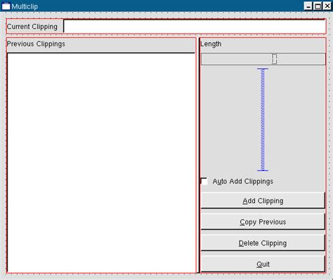 qt layout form creating a qt application