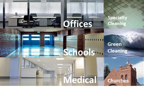 Office Cleaning Business by Commercial Cleaning Service Dynamite Clean