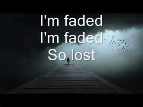 alan walker where are you now alan walker faded where are you now lyrics youtube