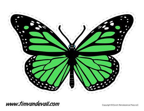 printable images of butterflies green butterfly tim van de vall