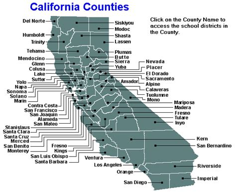 california school district map tracker search school projects by county school district