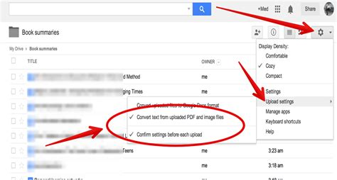 google images upload mobile use google docs to convert images and pdfs to editable