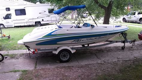 sea ray f16 jet boat for sale sea ray sea rayder f16 1996 for sale for 3 799 boats