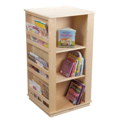 4 sided story book theme center