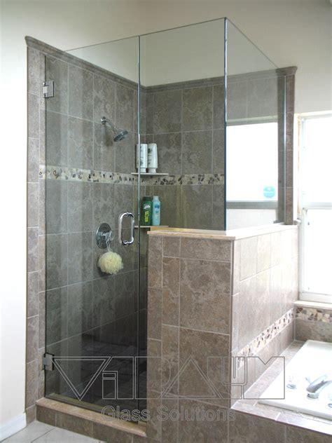 Frameless Shower Doors Orlando Frameless Shower Doors Custom Shower Enclosures Orlando Fl