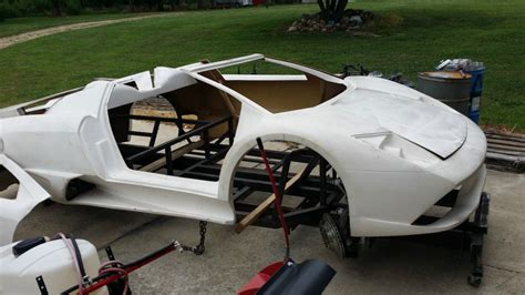 Lamborghini Kit Car 2006 Murcilago Lamborghini Kit Car Replica For Sale