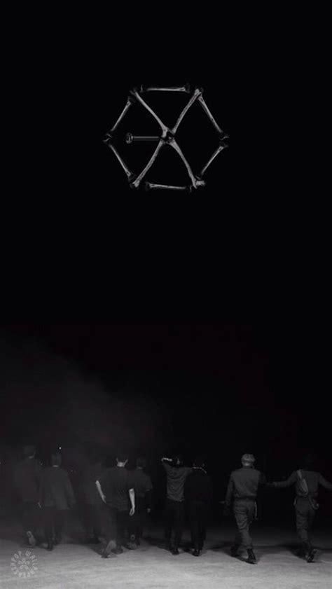 exo lockscreen monster as 237 an boys pinterest suho we and exo