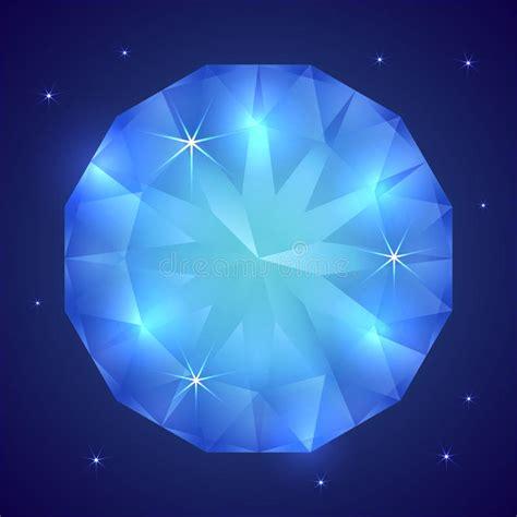 Safira Abstrack Set 4in1 Diskon vector illustration of precious sapphire gemstone royalty free stock photos image 36542668
