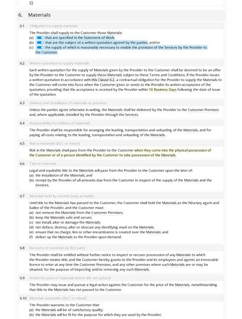 Plumbing Services Terms And Conditions Docular Plumbing Terms And Conditions Template