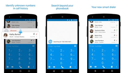 dialer app for android 7 excellent dialer apps for android
