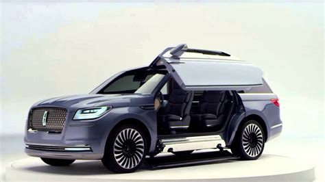 lincoln navigator 2017 2017 lincoln navigator concept review specs release date