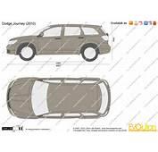 The Blueprintscom  Vector Drawing Dodge Journey