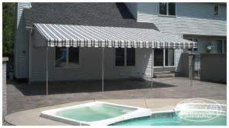 kohler awnings head rod roof fabric awnings kohler awning