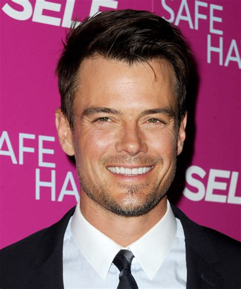 josh duhamel hairstyle josh duhamel short straight formal hairstyle dark brunette