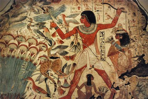 ancient culture in the marshes illustration ancient