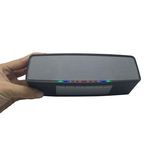 Speaker Bass Portable portable wireless bluetooth speaker bass stereo audio