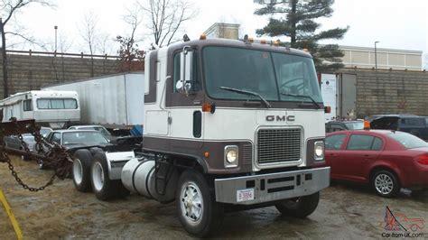 gmc semi truck 1978 gmc astro cabover truck semi