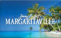Margaritas Gift Card - buy margaritaville gift cards raise