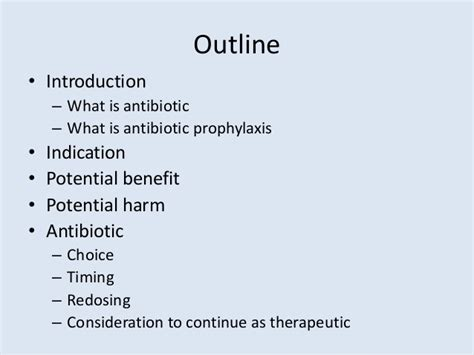 antibiotic prophylaxis for cesarean section principle of antibiotic prophylaxis