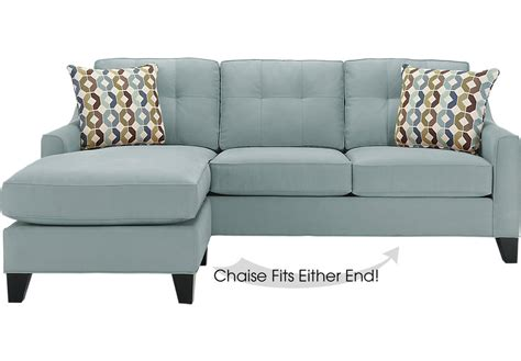blue sectional sleeper sofa home place hydra 2 pc sleeper