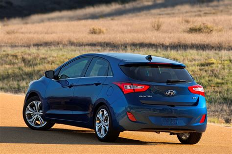 2015 Hyundai Elantra Gt Priced At 19 625 Motor Trend Wot
