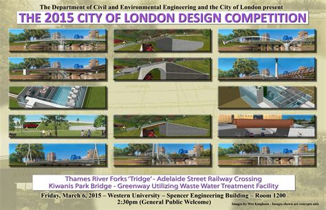 design competition results 2015 design competition results civil and environmental