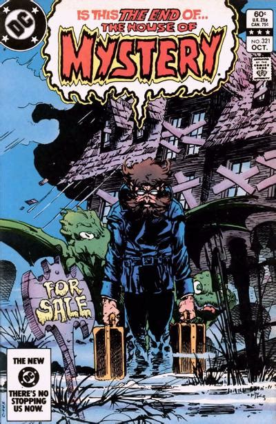 house of mystery house of mystery vol 1 321 dc comics database