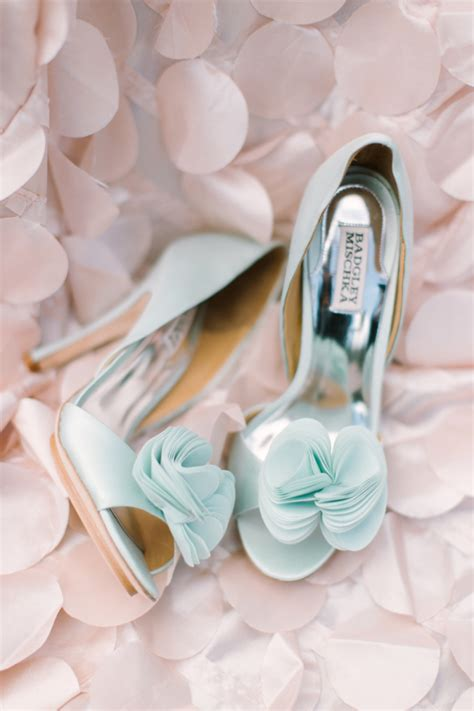 Wedding Shoes Something Blue by 10 Incredibly Sweet Ways To Add Something Blue To The