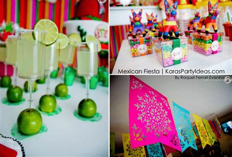 party ideas kara s party ideas mexican fiesta themed family adult