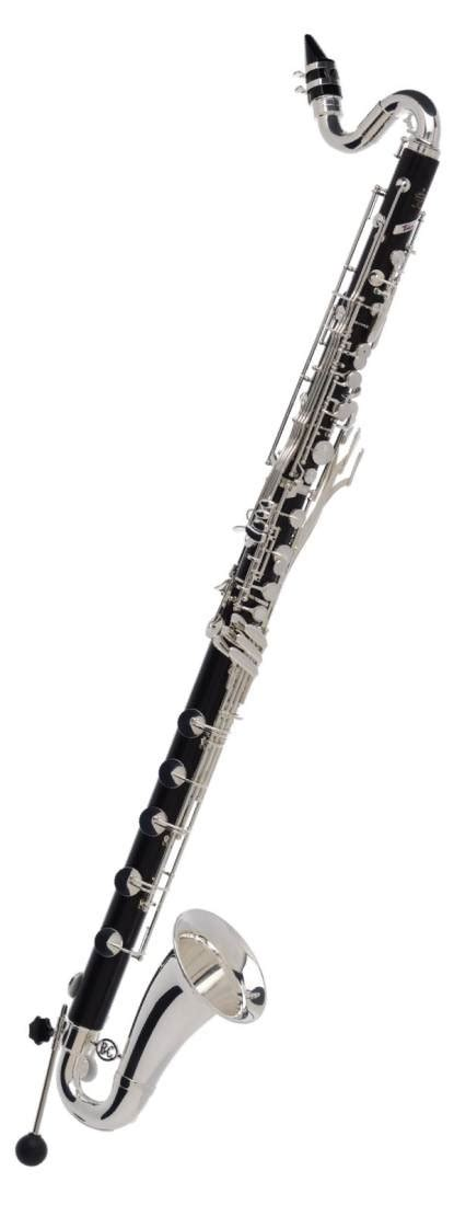 buffet cron tosca professional bb bass clarinet w low c