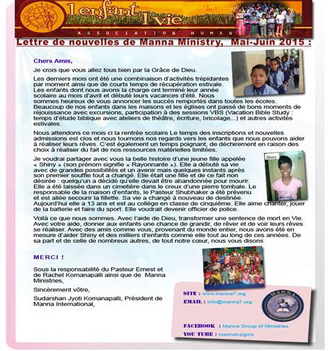 Lettre De Mission Visa Inde Mission Chretienne Espoir Toulon Association 1 Enfant 1 Vie