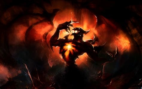 Wallpaper Dota 2 Nevermore | nevermore dota 2 wallpaper hd