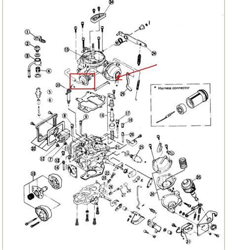 nissan z24 engine diagram 28 images vacuum diagram for