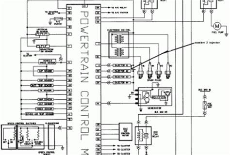 03 pt cruiser pcm wiring diagram 03 get free image about