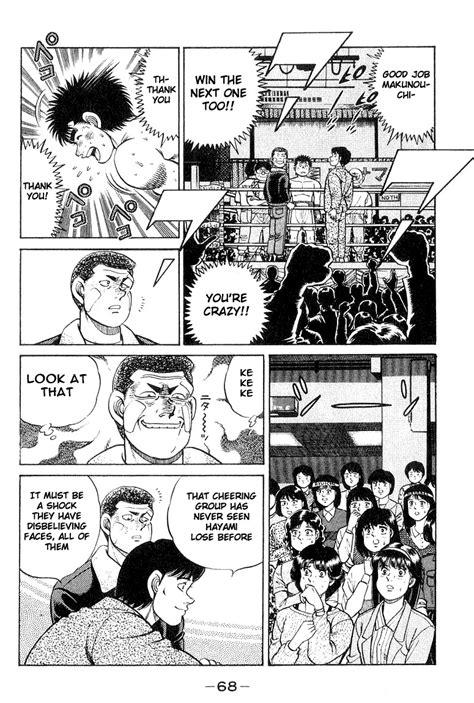 Fight Ippo 65 hajime no ippo 64 read hajime no ippo chapter 64