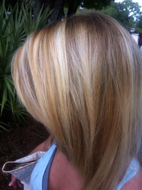 pictures of blonde hair color and brown lowlights pin by truffles turquoise michelle vogler on