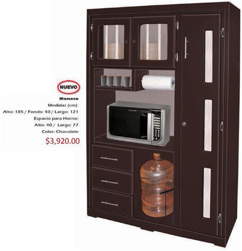 mueble para la cocina mueble para cocina modelo monaco 3 920 00 en mercado libre