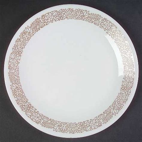 corelle pattern guide corning corelle woodland brown luncheon salad plate set of 3
