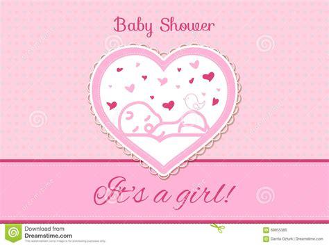 Sweet Sweet Baby Shower by Sweet Baby Shower Invitation Card Design Stock Vector