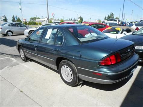 cheap ls for sale used 1995 chevrolet lumina ls sedan for sale in wa