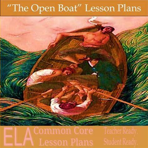 the open boat lesson plan short story lesson plans trent media
