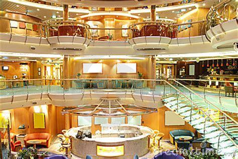 Cruise Ship Interior by Cruise